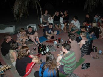 Karimatka párty