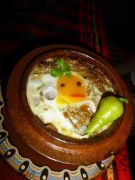 Kavarma - výborná večeře vhospůdce vMelniku