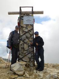 Na vrcholu Vichrenu