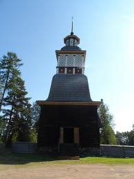 Kostel Petäjävesi