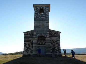 Kostelík San Michele de Murato