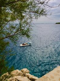 Chorvatské moře je zkrátka jedno znejkrásnějších na světě