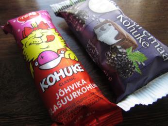 Oblíbená tvarohová sladkost kohuke se vyrábí ve spoustě různých příchutích