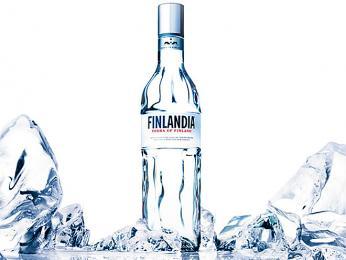 Vodka Finlandia je ve světě považována za jednu znejkvalitnějších