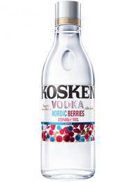 Koskenkorva – známý finský alkoholický nápoj podobný vodce