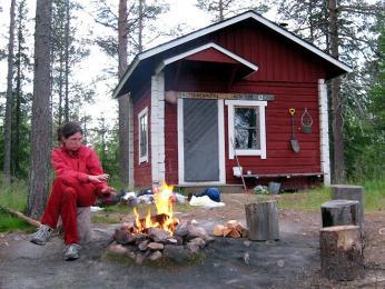 Finsko připravilo turistům skvělé zázemí ivtěch nejodlehlejších koutech země