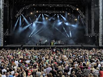 K finskému létu neodmyslitelně patří hudební festival Provinssirock