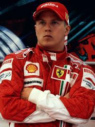 Závodník Formule1 Kimi Räikkönen