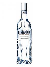 Finská vodka Finlandia se vyrábí zšestiřadého ječmene