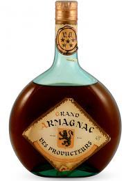 Armagnac - vinná brandy