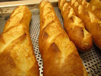 Bageta je jedním ze symbolů francouzské kultury