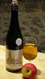 Cidre - lehce alkoholický nápoj vyráběný kvašením zjablečného džusu