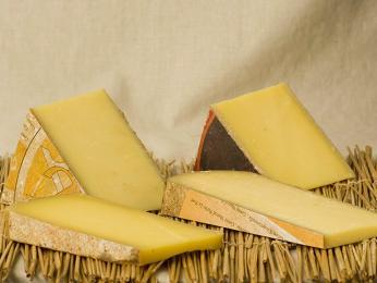 Comté – tvrdý sýr snasládlou chutí zregionu Franche-Comté