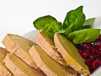 Foie gras je ve Francii považováno za jednu znejvětších pochoutek