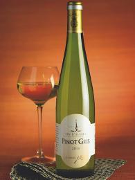 Významnou oblastí produkce bílého vína je Alsasko
