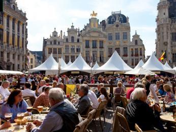97 % Belgičanů žije ve městech