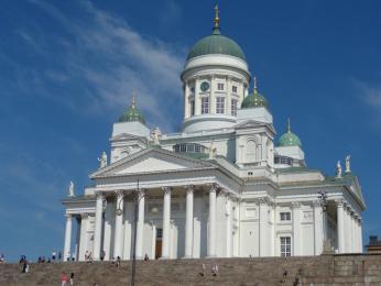 Evangelická katedrála v Helsinkách
