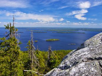 Finsku se říká země tisíců jezer