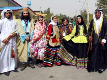 V Íránu žije mnoho různých etnik