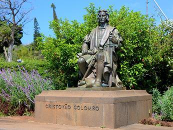 Mořeplavec Kryštof Kolumbus pobýval na Madeiře před objevem Ameriky