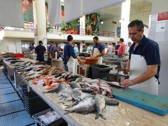 Mnoho obyvatel Madeiry se živí rybolovem