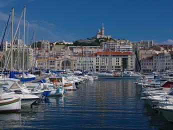 V Marseille se nachází jeden znejvýznamnějších evropských přístavů