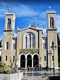 Hlavní athénská katedrála