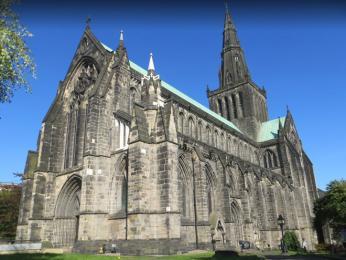 Katedrála svatého Munga v Glasgow