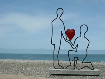 Pláže Batumi
