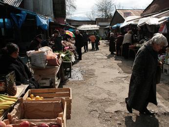 Na bazaru