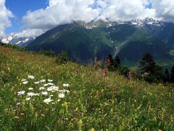 Krajina ve Svaneti