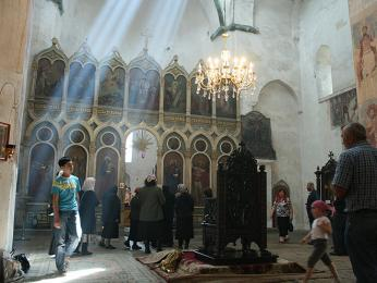 Gruzínský kostel