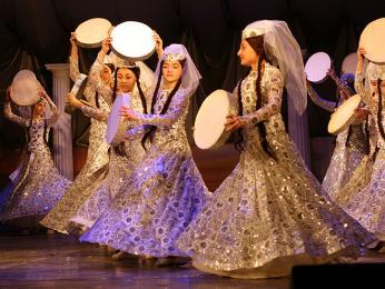 Tradiční tance