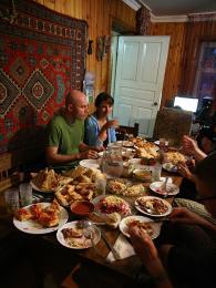 V rodině oceníte domácí stravu