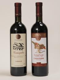 Vkolébce vína Gruzii je nejznámější odrůdou červené Saperavi