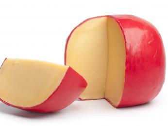 Sýr edam dlouho vydrží, právě proto byl oblíbený při zámořských plavbách