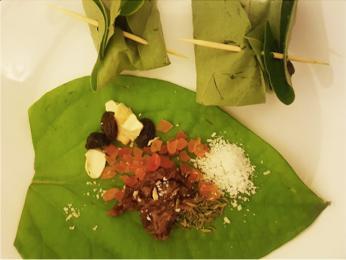 Pán, závitek v betelovém listu, je rozšířená indická neřest