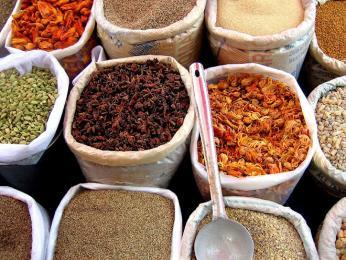 S kořením se v Indii rozhodně nešetří