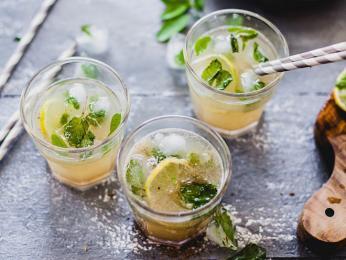 Masala soda je ovocná kořeněná limonáda