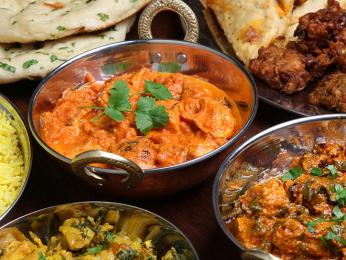 S muslimskými panovníky přišla do Indie tradice masité stravy
