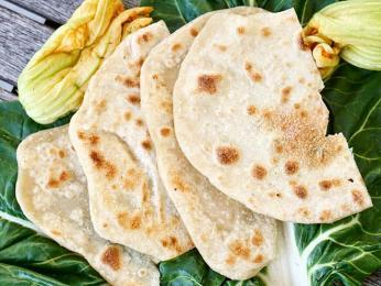 Rótí je základní podobou indického pečiva
