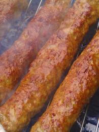 Kubide kabab je mleté maso