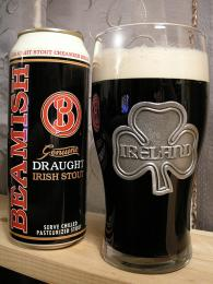 Další oblíbené irské pivo - Beamish
