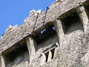 Kámen výřečnosti na hradu vBlarney