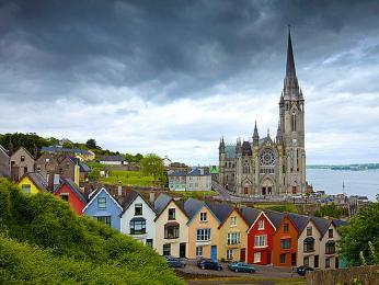 Druhé největší město Irska - Cork