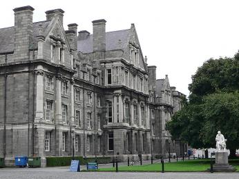 Ubytování na kolejích Trinity College