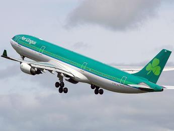Irské aerolinky AerLingus