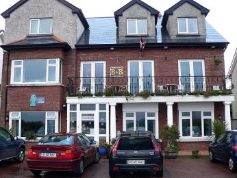 Typické Bed and Breakfast vGalway