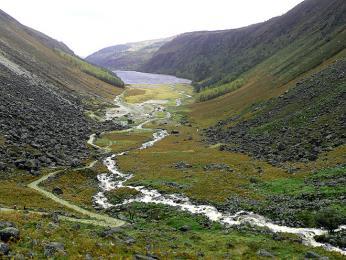 Údolí Glendalough