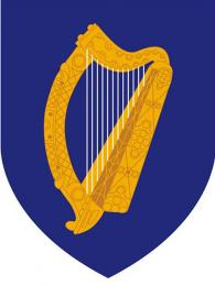 Irsko je jediným státem, který ma za státní znak hudební nástroj